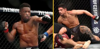 Gabriel Benitez i Sodiq Yusuff dodane do rozpiski UFC 241
