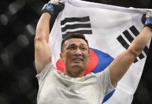 Bonusy po gali UFC on ESPN+ 12- Chan Sung Jung bogatszy o 50 tys. dolarów!