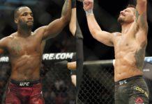 Leon Edwards wyzywa Dos Anjosa do walki na UFC 242