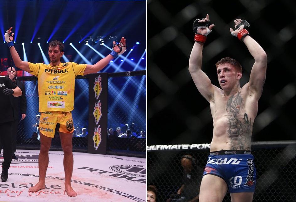 Marian Ziółkowski vs Norman Parke