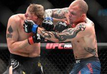 Wypłaty od Reeboka po UFC w Sztokholmie