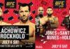 UFC 239 wyniki