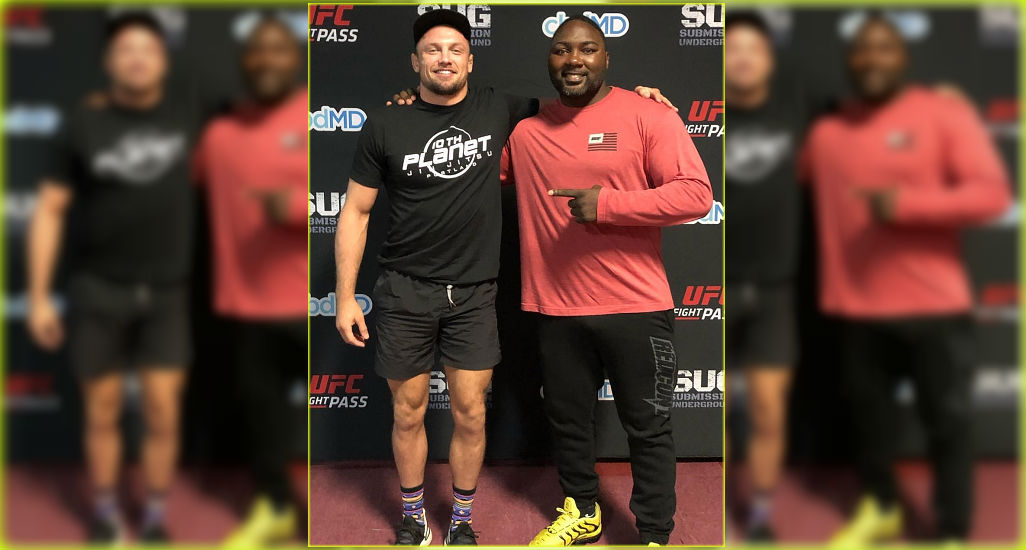 """Anthony """"Rumble"""" Johnson powróci do UFC za odpowiednie wynagrodzenie"""