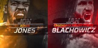 Jan Błachowicz vs Jon Jones
