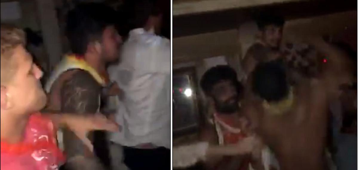 Dillon Danis został zaatakowany w klubie nocnym