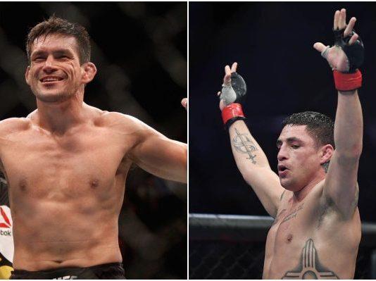 Demian Maia chce walki z Diego Sanchezem