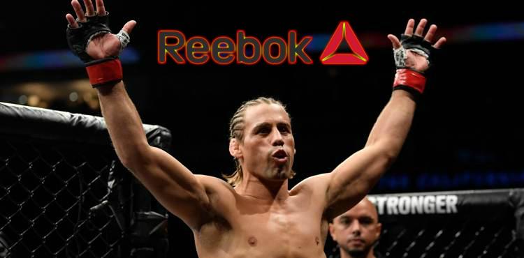 Wypłaty Reeboka: Urijah Faber z największą gażą $20,000