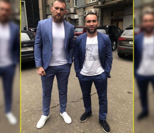 Dmitry Kudryashov zadebiutuje w MMA