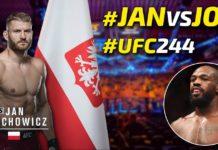 jan błachowicz akcja #JonVsJan