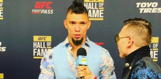 Johnny Walker Corey Anderson UFC Nowy Jork