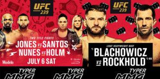 Typer UFC 239