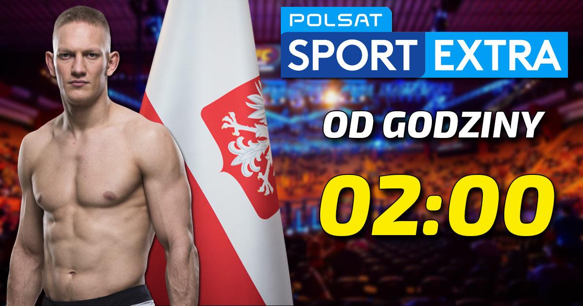 Oskar Piechota UFC