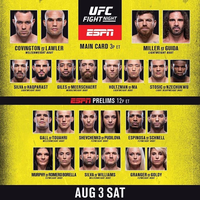 ufc on espn 5 wyniki gali