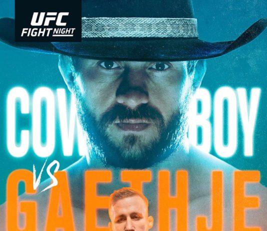 UFC w Vancouver