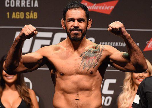 Antonio Rogerio Nogueira vs Ryan Spann