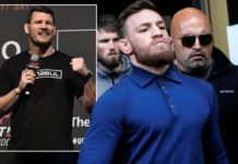Michael Bisping o Conorze McGregorze