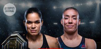 Amanda Nunes vs Germaine de Randamie na UFC 245