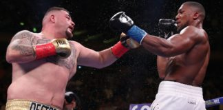 Anthony Joshua vs Andy Ruiz 2 w Arabii Saudyjskiej