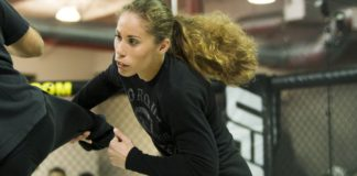 Liz Carmouche vs Valentina Shevchenko 2