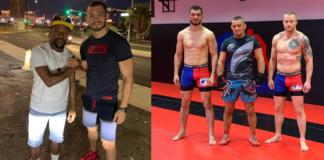 Najlepszy zawodnik MMA- Makhmud Muradov