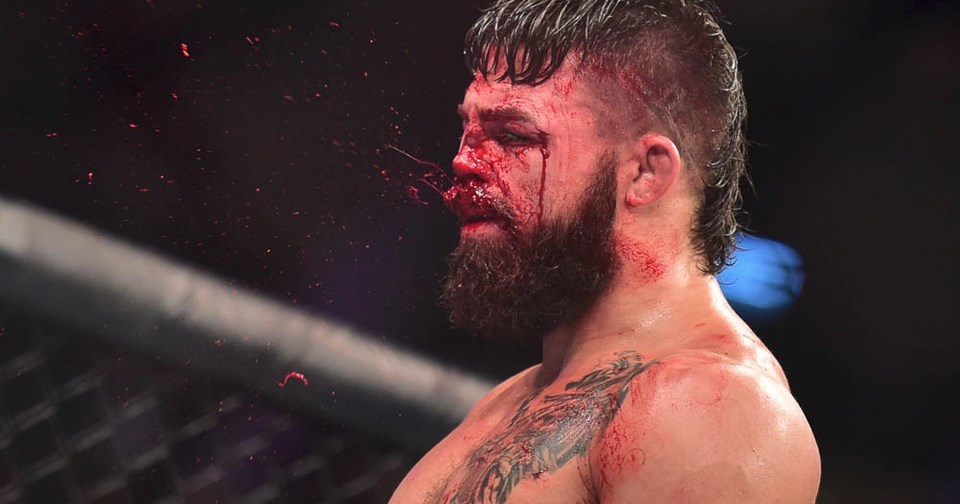Bonusy UFC on ESPN+ 14 mike perry