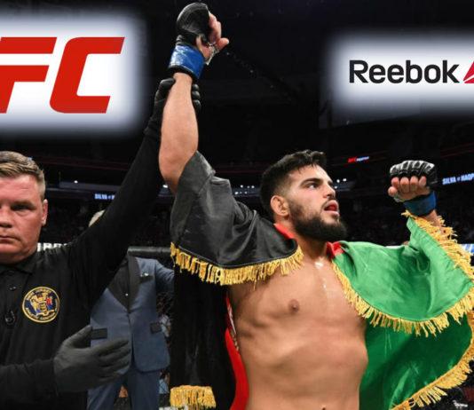 Wypłaty Reeboka UFC on ESPN 5