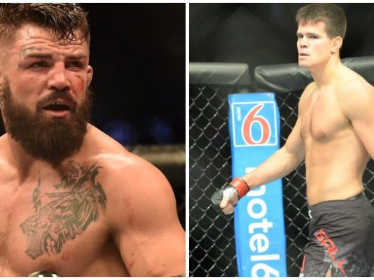 Mike Perry vs Mickey Gall