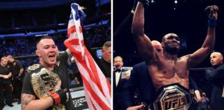 Usman vs Covington UFC 244