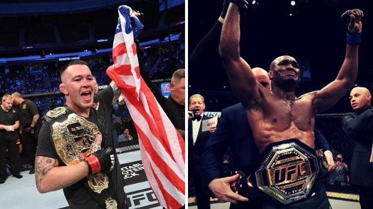 Kamaru Usman vs Colby Covington w planach na UFC 244 w Nowym Jorku!