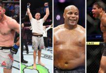 Zarobki UFC 241