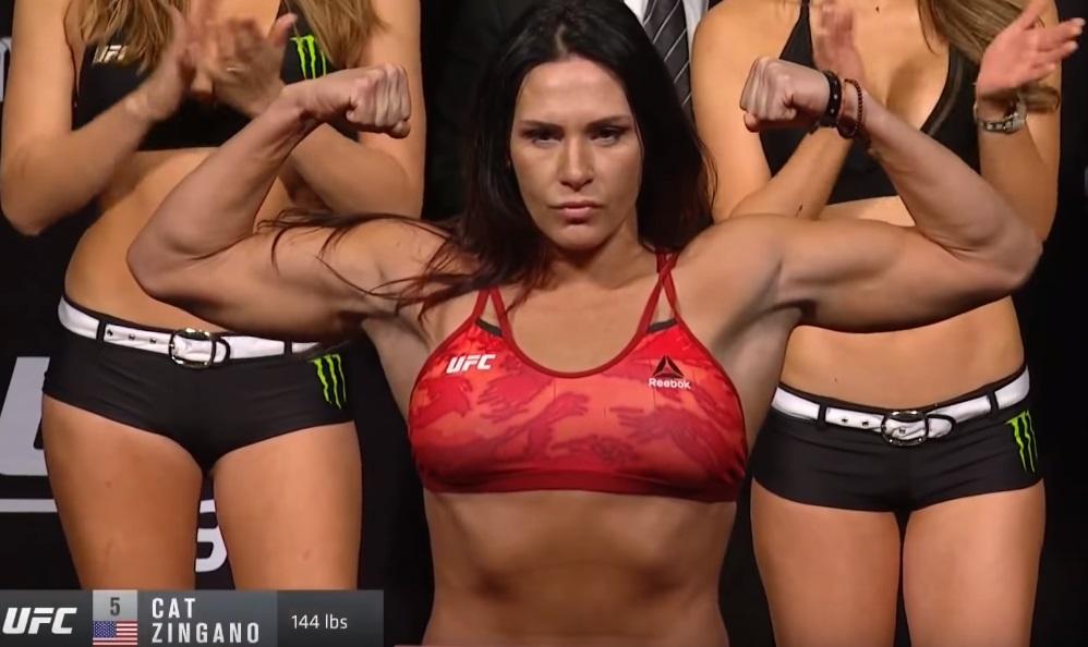 Cat Zingano zwolniona z UFC