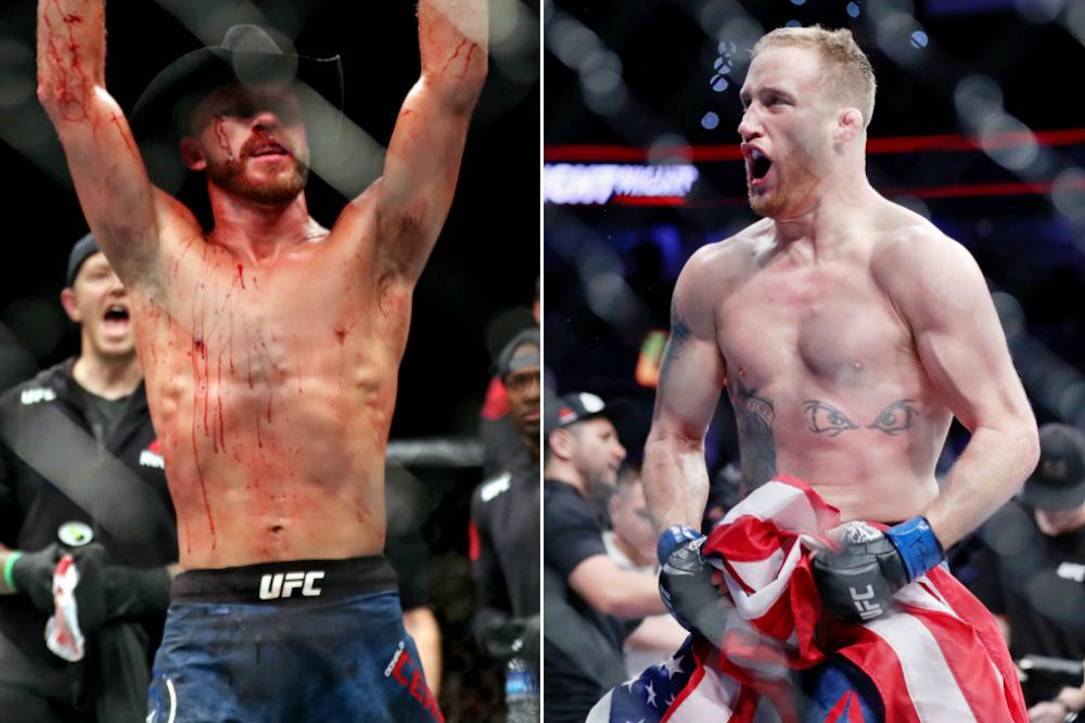 Cerrone i Gaethje UFC