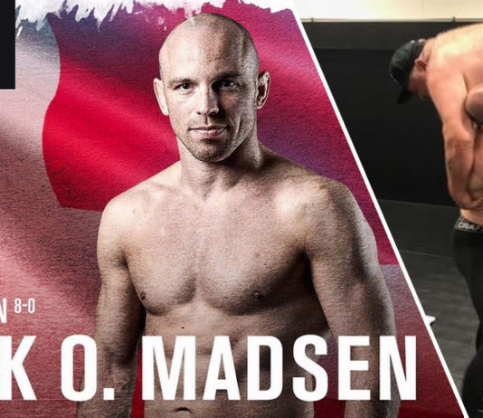 Olimpijczyk UFC Kopenhaga