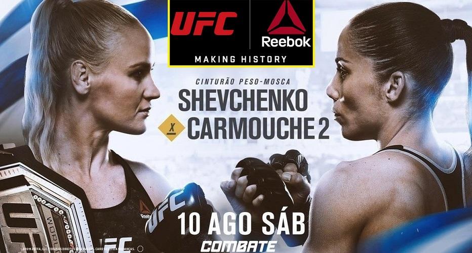 Wypłaty Reeboka po UFC Urugwaj