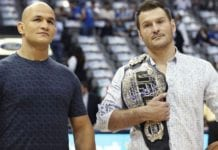 Junior Dos Santos i Stipe Miocic