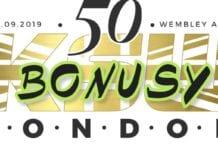 KSW 50 Bonusy