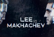 Lee vs makhachev