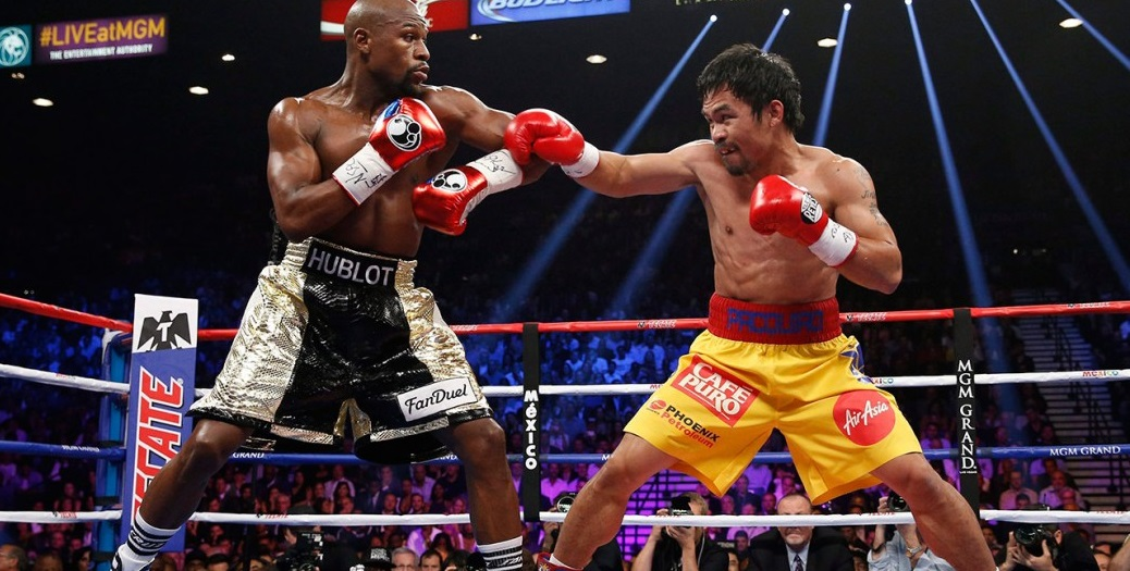Floyd Mayweather vs Manny Pacquiao 2