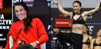 Joanna Jędrzejczyk 3 razy odrzuciła walkę z Weili Zhang