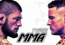 UFC 242 Typer
