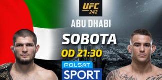 UFC 242 polsat