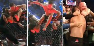 Khabib UFC 242