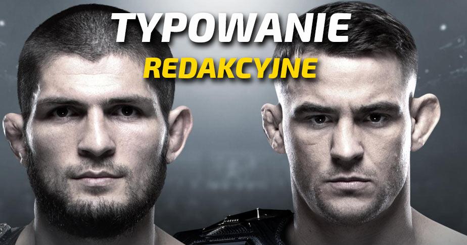 UFC 242 typowanie