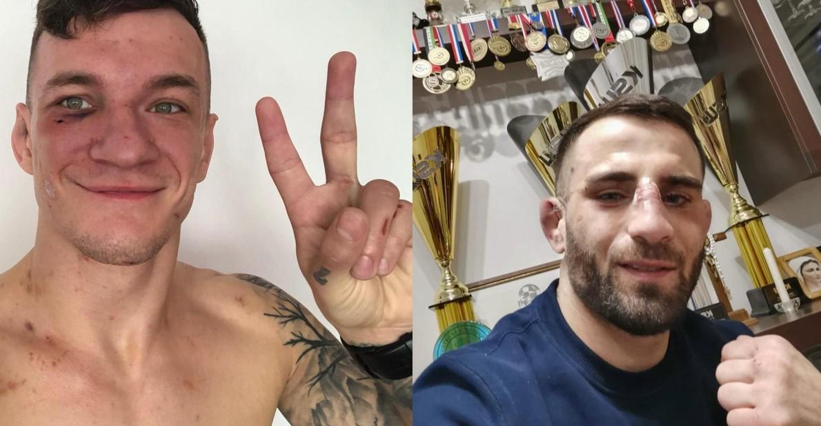 Antun Račić z Sebastian Przybysz
