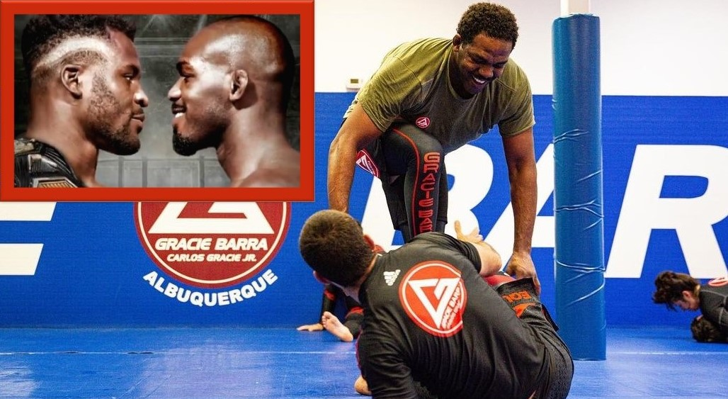 jon jones ngannou